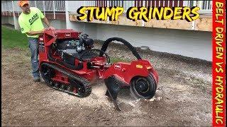 Stump Grinders – Toro, Terex or Vermeer which is the best?