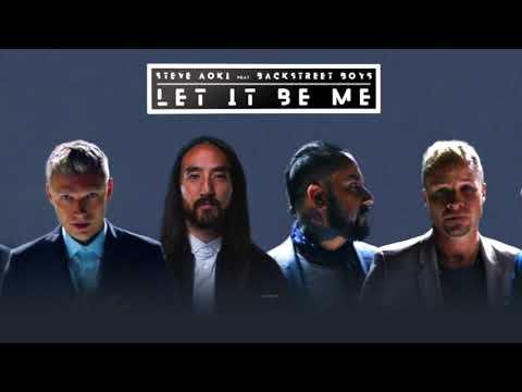 Steve Aoki & Backstreet Boys - Let It Be Me -8D- AUDIO 360° 🎧