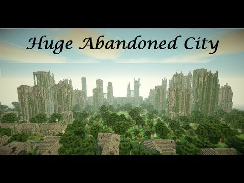Minecraft cinematic huge abandoned city download minecraft project minecraft cinematic huge abandoned city download gumiabroncs Image collections