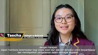 Adopt A School - BINUS SCHOOL Serpong