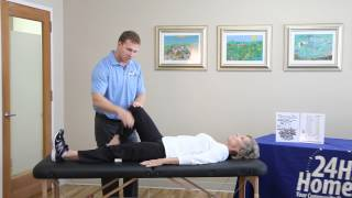 Physical Therapy Exercises for Seniors: Bed Exercises to Offset Knee Osteoarthritis - 24Hr HomeCare