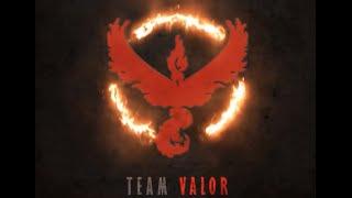 Inspiration Team Valor | PokemonGO