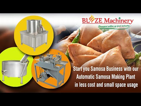 Samosa Dough Mixer Machine