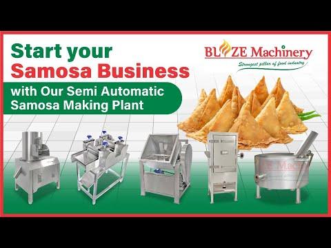 Samosa Dough Sheeter (Mild Steel)