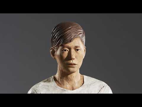 臺中市第二十三屆大墩美展 雕塑類得獎感言 潘煒中先生