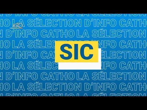 La sélection de l'info catho du 28 septembre 2020