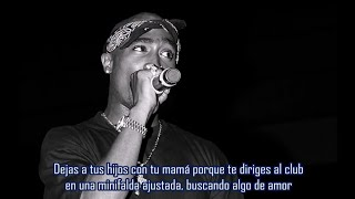 Wonda Why They Call U Bitch - 2Pac | Subtitulada en español