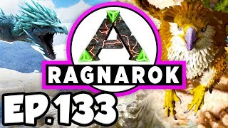 ARK: Ragnarok Ep.133 - HIGH LEVEL DODOREXY, UPGRADED DINOSAURS SADDLES!! (Modded Dinosaurs Gameplay)