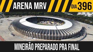 MINEIRÃO   PREPARANDO O MOSAICO PRA FINAL DO MINEIRO   21/05/2021