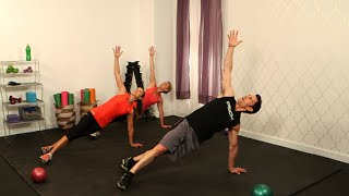 10-Minute Full-Body P90X Workout With Tony Horton | Class FitSugar by POPSUGAR Fitness