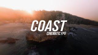 Horsehead Rock NSW // Cinematic FPV // Coast EP4 // DJI FPV System