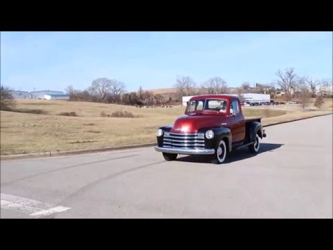 Video of '51 Chevrolet 3100 Offered by Smoky Mountain Traders - GLQB