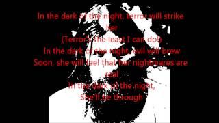In the Dark of the Night Demon Voice