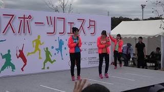20181008いちかわスポーツフェスタ午前の部AKB48トークショー佐藤朱下口ひなな武藤小麟