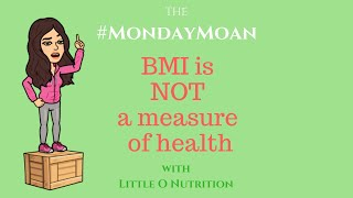 BMI- an outdated health measurement