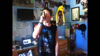AVENGED SEVENFOLD - I won't see you tonight Pt 2 (Vocal Cover) XD
