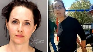 Controversy After Idaho Mom Is Arrested At Playground