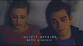 betty archie | illicit affairs
