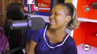 Mtarajiwa wa Mc Pilipili afunguka sababu ya kutolia wakati akivalishwa pete ya uchumba