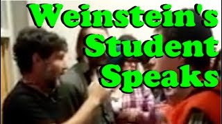 """""""Hide your mace and tasers"""" – Bret Weinstein's Student Speaks About Protests"""