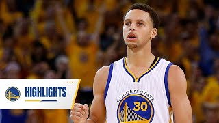 Best of Stephen Curry: 2014-15 NBA MVP