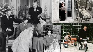 What Philip exclaimed to Queen after Charles was born