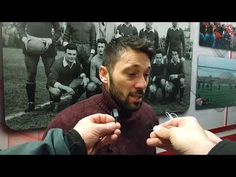 Monza-Arezzo 1-1, intervista a Di Donato
