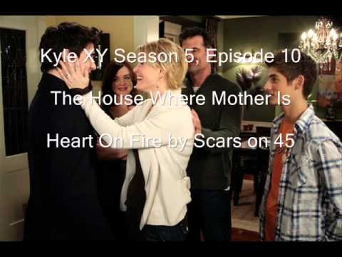 Kyle XY Season 5 Episode 10, The House Where Mother Is, Heart on Fire