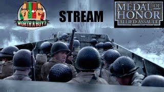 Medal of Honor Stream - D-Day Blast from the past.