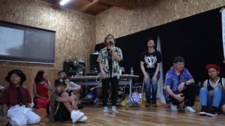 WINNER Lino JUDGE RICKY SHO ZO MAME interview TRIPLE CROWN 栃木県予選 KIDS&GENERAL SIDE