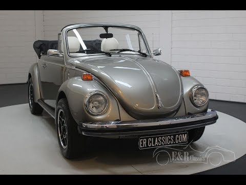 Video of '79 Beetle - PVL0