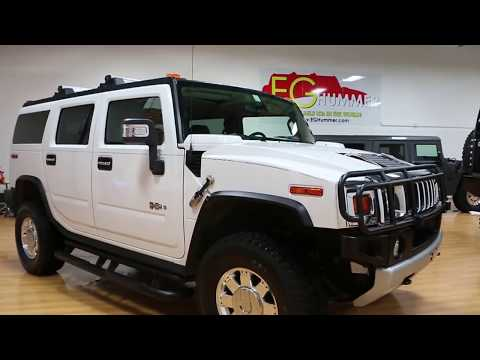SOLD 2009 Hummer H2 Luxury For Sale~ONLY 6,457 LOW MILES~Rare 2nd Row Caption Seats Mp3