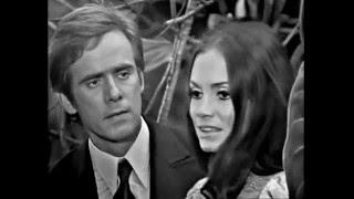 SELVA DE PEDRA (1972): Cris e Simone discutem  e se entregam a paixão