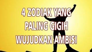4 Zodiak Paling Gigih Wujudkan Ambisi, Terlahir untuk Sukses