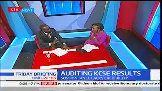 Wilson Sossion on the state of education in the country