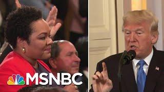 President Donald Trump Attacks Media In Post-Midterms Press Conference | Hardball | MSNBC
