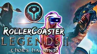 💜I try 💜 RollerCoaster Legends II Thor