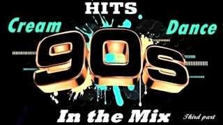 Cream Dance Hits of 90