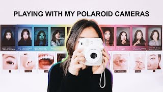 Playing With My Fujifilm INSTAX® Cameras~