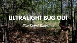 Rapid Ridgeline for Tactical Survival and Bug Out