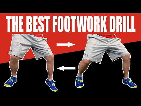 Boxing Footwork Drill for Speed and Conditioning   The best and ...