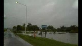 Históricas inundaciones. Autor: Arabela María