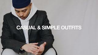 Casual & Simple Outfits For The Week / Winter Outfit Ideas For Men | Mens Fashion Lookbook