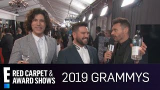 Dan + Shay Get a Tequila Surprise at the 2019 Grammys | E! Red Carpet & Award Shows