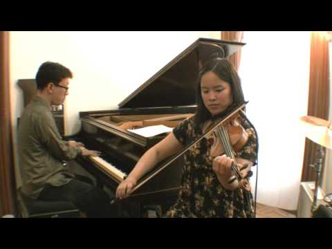 My recent violin/piano duo demo!
