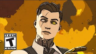 Fortnite NEW Animated Comic Trailer