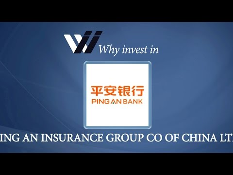 , title : 'Ping An Insurance Group Co of China Ltd - Why Invest in'