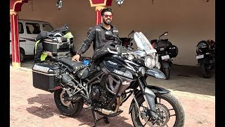 How did I BUY a Rs.13,50,000 TRIUMPH TIGER | MAKING MONEY