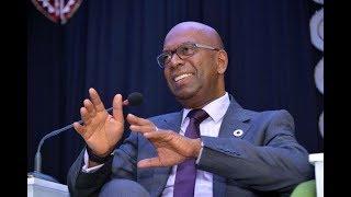 High spirited Bob Collymore leaves a rich legacy at Safaricom