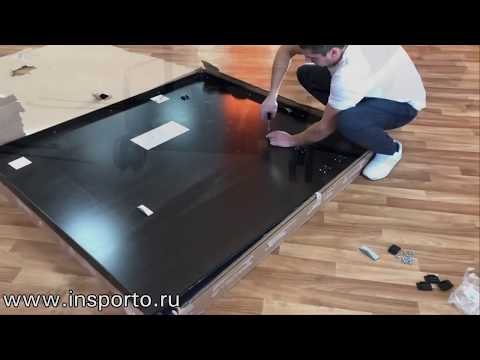 """Теннисный стол """"Donic Indoor Roller 600"""" для СК """"Олимпийская деревня"""""""